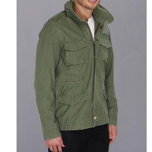 True Religion Military Style Jacket